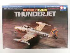 Republic F-84G Thunderjet 1:72 TA60745 tamiya modellismo