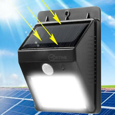 Solar LED lamp with motion sensor NEW