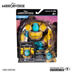 Disney Mirrorverse SULLY Action Figure McFarlane Collector New UK & MISB