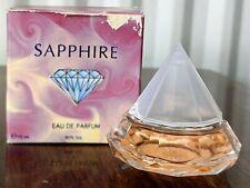 J.CASANOVA SAPPHIRE EAU DE PARFUM 10ml Perfume bottle for COLLECTORS