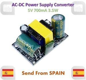 AC-DC 5V 700mA 3.5W AC 220V to 5V DC Step Down Power Supply Module