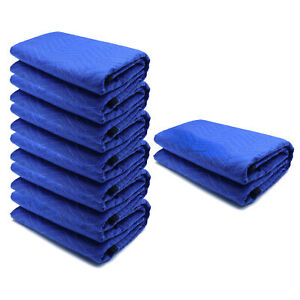 72x80 7PCs Thick Furniture Moving Packing Blanket For furniture Pads