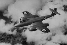 Sammeln & Seltenes Foto-ak Gloster Meteor Nf 11 Flugzeug Airplane-