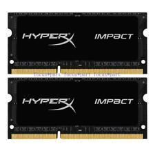 16GB 2x 8GB PC3-14900S DDR3 1866 Mhz 204pin Para Laptop Sodimm Kingstong Memoria