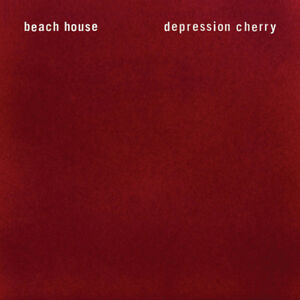 Beach House - Depression Cherry LP - Vinyl Album + DL Red Velvet Jacket Record