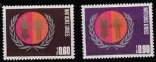 Nations Unies - Geneve postfris 1975 MNH 48-49 - Jaar van de Vrouw