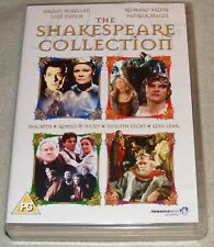 The Shakespeare Collection - Macbeth/Romeo and Juliet/King Lear/Twelfth Night