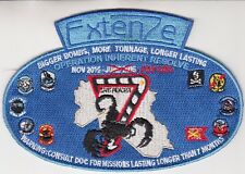 VFA-143 NOV 2015 TO JULY 2016 EXTENZE CRUISE PATCH