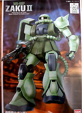 MS-06F ZAKU II Zeon Mass Production Mobile Suit Bandai Kit 1:144 17748 Gundam UC