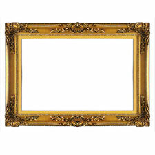 DIY Photo Booth Prop Selfie Picture Frame Vintage Style Christmas Birthday Party