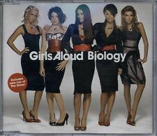 GIRLS ALOUD - BIOLOGY / THE SHOW (REMIX) 2005 EU CD1 CHERYL COLE SARAH HARDING