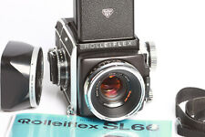 Rolleiflex SL66 + Planar 2,8/80mm  HFT