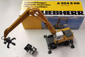 Liebherr A 954 B HD Litronic Umschlagbagger Bagger + OVP