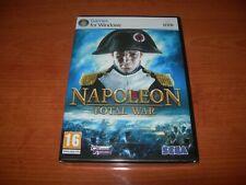 NAPOLEON TOTAL WAR PC (EDICIÓN ESPAÑOLA PRECINTADO)