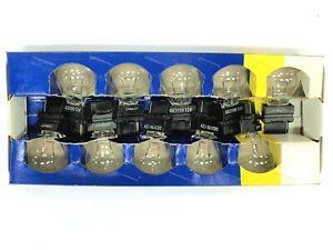 Lot of 10 GE 3156 Backup Light Bulbs