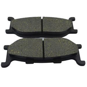 Front Brake Pads For YAMAHA FZX250  XVZ1300 XV1100 Virago XP500 XVS650 SYM SB125