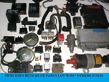 MERCEDES BENZ 190E HUGE PARTS Lot W201 & will fit others (Used) Lot01