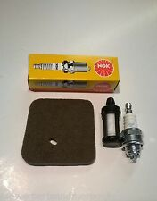 STIHL BRUSHCUTTER ENGINE SERVICE KIT, FS38, FS45, FS55. AIR & FUEL FILTER, PLUG