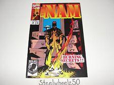 The Nam #78 Marvel Comics 1993 Don Lomax Wayne Vansant Vietnam War RARE HTF