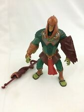 MOTU KING HSSSS HISS 200x MINT Figure Complete Masters of the Universe He-Man