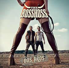 THE BOSSHOSS - DOS BROS  (2LP INKL.MP3 DOWNLOADCODES) 2 VINYL LP NEW+