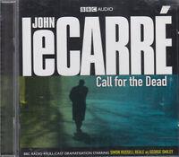 John Le Carre Call For The Dead 3CD Audio Book George Smiley BBC Cast Drama