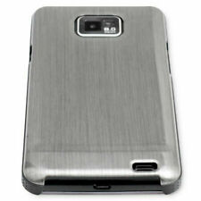 Samsung Galaxy S2 S11 i9100 Polycarbonate Titanium Hard Back Case by Qdos UK