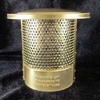 ALADDIN BRAND Smoke Bell & Bug Guard / Mantle Saver Heat Shield /top of chimney