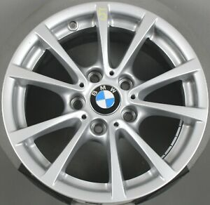 1x BMW 3er F30 F31 4er F32 F33 F34 16 Zoll 7Jx16 IS31 6796236 Styling 390 (5)