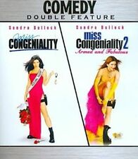 Miss Congeniality 1 2 Blu Ray Multi Region