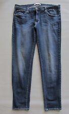 "KanCan Skinny Ankle Jeans 32 XL Medium Distressed Stretch Denim 29"" KC700 Womans"