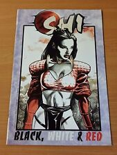 Shi Black White & Red #1 ~ Near Mint Nm ~ 1998 Crusade Comics