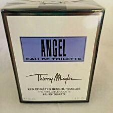 Thierry Mugler Angel Eau De Toilette Refillable Comets 40ML New Authentic.