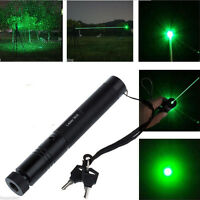 Military Violet Laser Pointer Pen 405 532 650nm 1MW Visible Beam Light Lazer