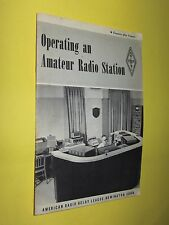 -COM- Operating an Amateur Radio Station