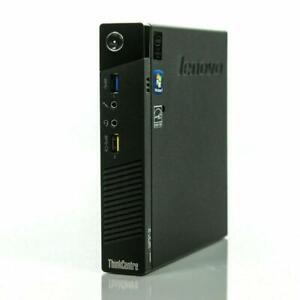 Lenovo ThinkCentre M93p (240GB, Intel Core i5 - 4570TE, 2.90GHz, 8GB) Desktop T