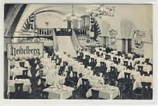 AK Chicago, Old Heidelberg Inn, 1936