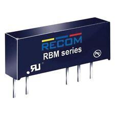 Recom 10000176 RBM-1215D DC/DC Converter 12V In 15V/15V Out