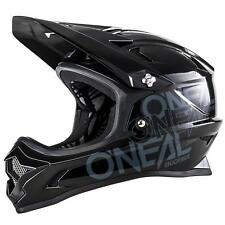 O'Neal Backflip RL2 Evo Kinder Helm Schwarz Kids Downhill Mountainbike Fullface