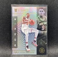 Rj Barrett Rookie New York Knicks 2019-20 Panini Illusions #171