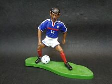 MASCOTTE EMBLEME FRANCE COQ FOOTBALL FEVE METAL DORE 3D