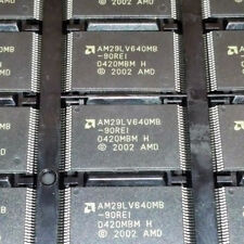 New AMD# AM29LV640MB-90REI NOR Flash Parallel 3.3V 64M-bit 8M x 8/4M x 16 90ns