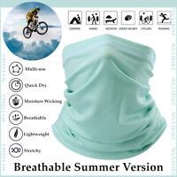 Fishing Neck Gaiter Shield Face Sport Mask Balaclava Biker Bandana Headband