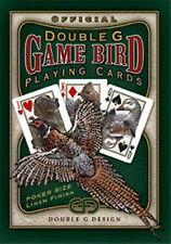 GAME BIRD Poker Playing Cards Hunting DAD/MAN GIFT Ducks LOT OF 3 FREE GIFT WIT