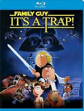 Family Guy: It's A Trap! [Blu-ray/ DVD + Digital Copy], New DVD, ,