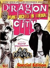 USED (LN) Dragon City: Punk Rock In China! (2013) (DVD)