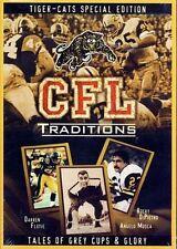 CFL Traditions: Hamilton Tiger-Cats (DVD, 2003)