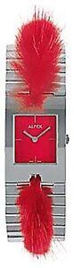 Alfex Damenuhr 5529/274 Quarz Schweizer Qualität UVP 360 EUR