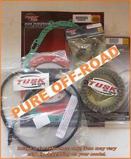 Tusk Clutch Kit, Springs, Gasket & Cable 06-09 Suzuki Quadracer LT-R450 LTR450
