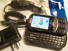 GOOD!!! Samsung Intensity II 2 SCH-u460 Camera QWERTY Slider VERIZON Cell Phone